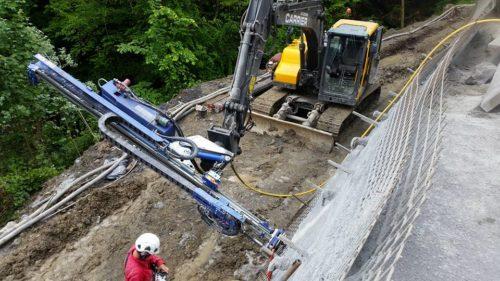 TMF10K Eurodrill HD1002 hammer